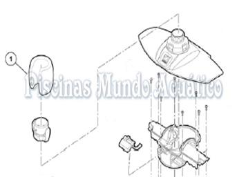 Listado repuestos limpiafondos automtico hidrulico zodiac mx8 01 repuesto flotador manguera limpiafondos automatico zodiac mx8 ccuart Images