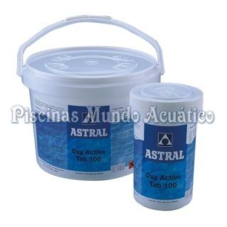 Productos no clorados tabletas oxigeno activo exento de - Oxigeno activo piscinas ...